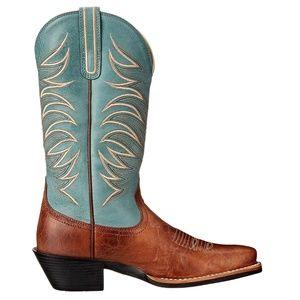 NEW Ariat Legend Legacy Western Boots Cowboy 6.5